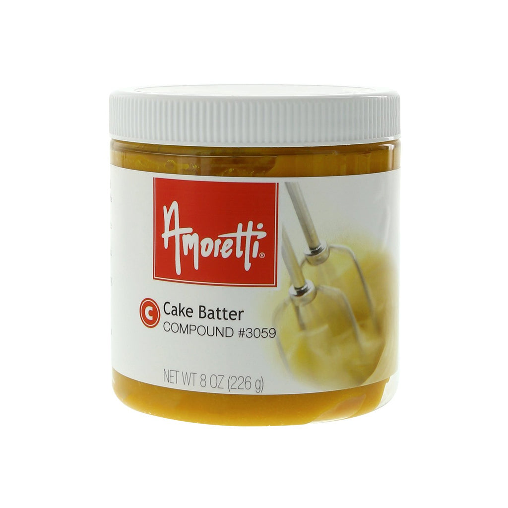 Amoretti Cake Batter Compound