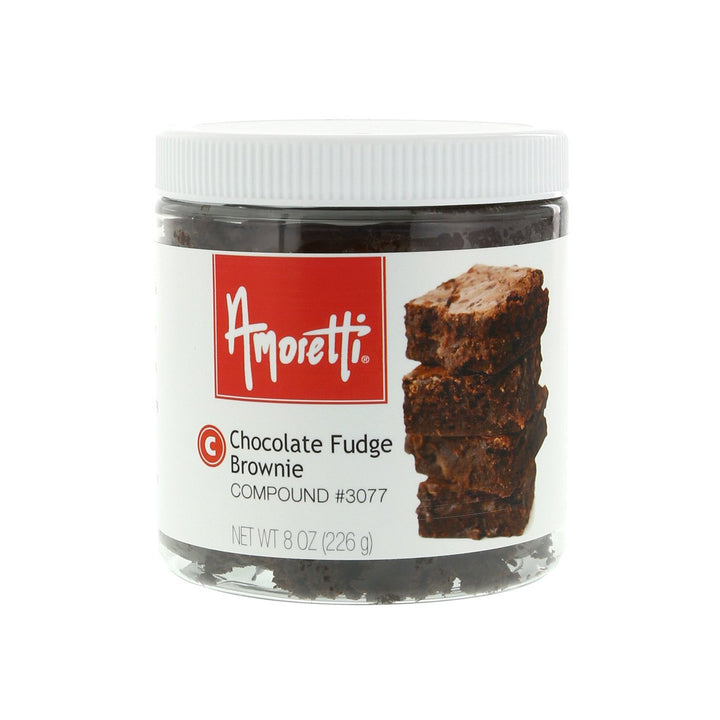 Amoretti Chocolate Fudge Brownie Compound