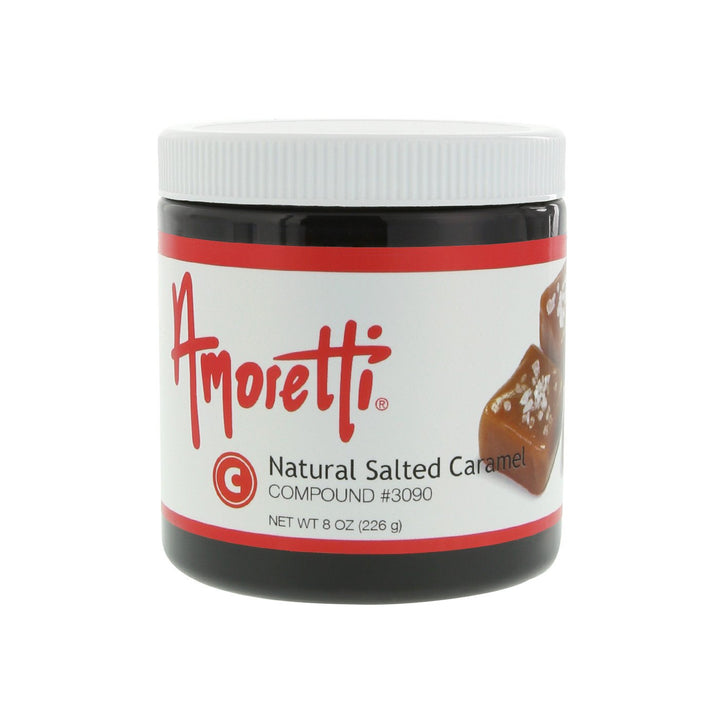 Amoretti Salted Caramel Compound