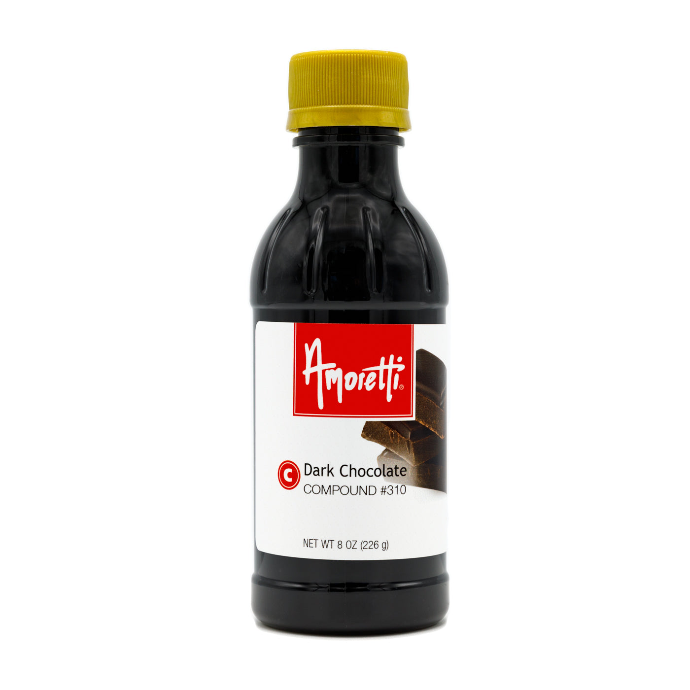 Amoretti Dark Chocolate Compound