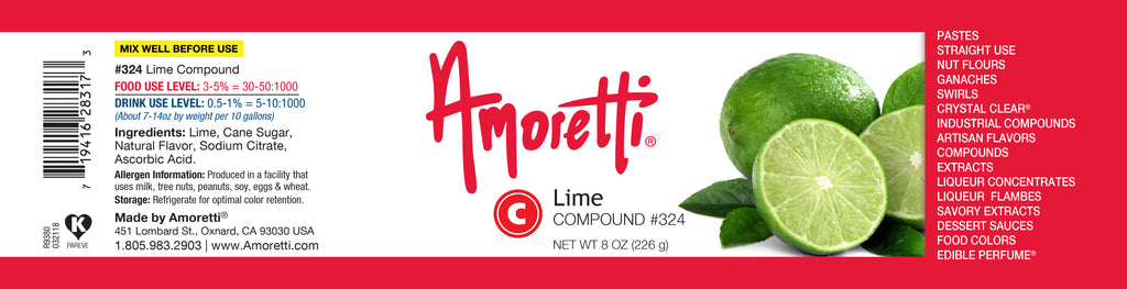 Lime Compound