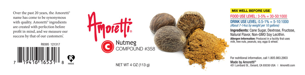 Nutmeg Compound