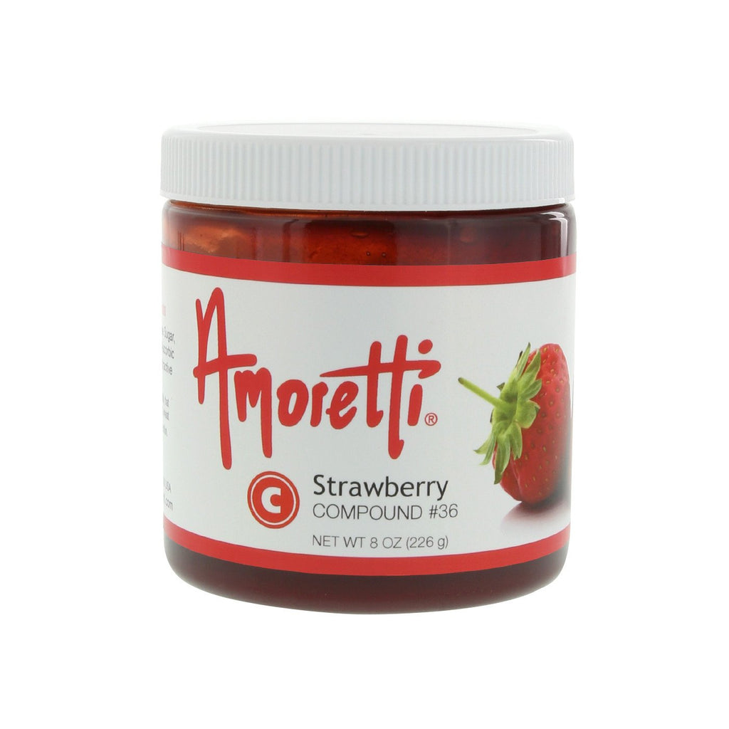 Amoretti Strawberry Compound