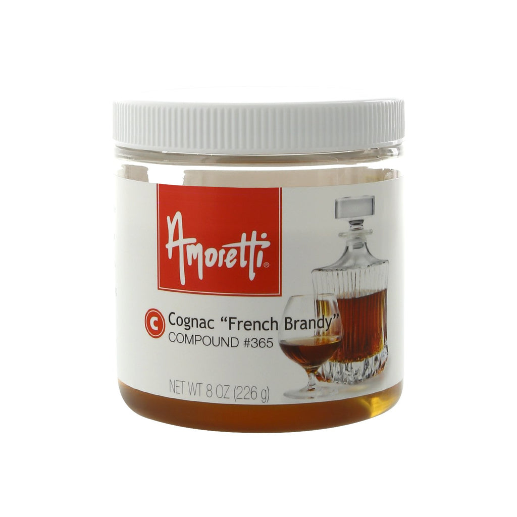 Amoretti Cognac French Brandy Compound