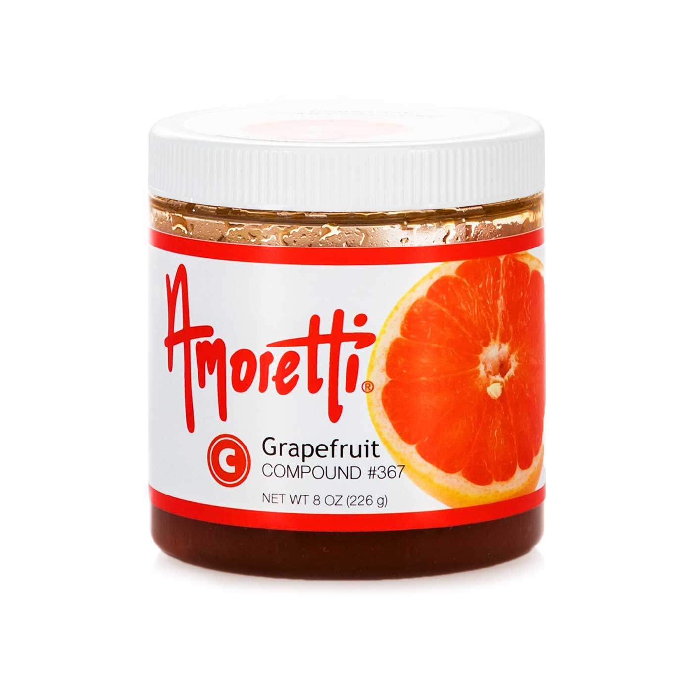 Use Amoretti Grapefruit Compound to add the taste of fresh grapefruit to creams, sauces, batters, ice creams, and anything else you desire!