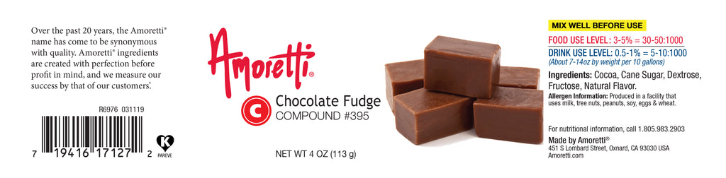 Chocolate Fudge Compound