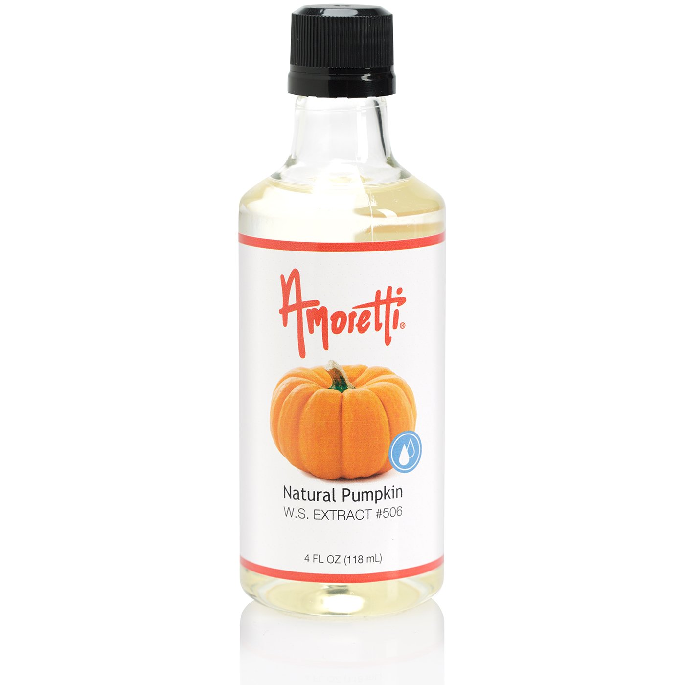 Amoretti Natural Pumpkin Extract W.S.