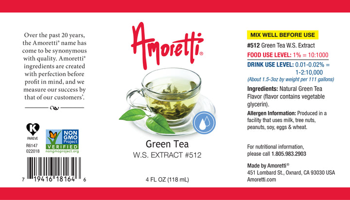 Green Tea Extract Water Soluble