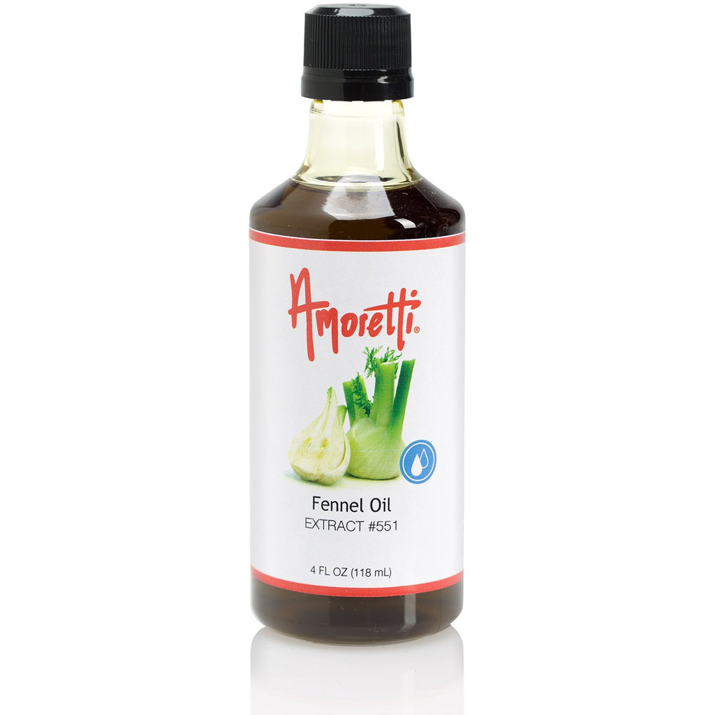 Amoretti Fennel Oil Extract O.S.