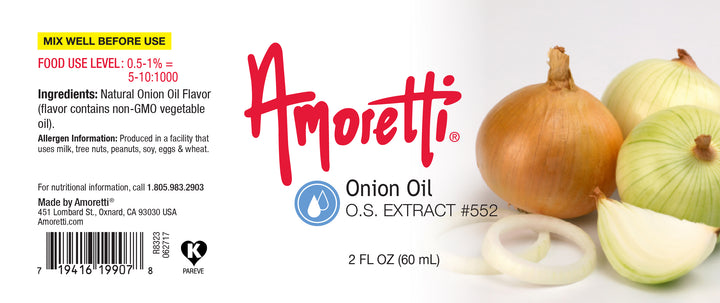 Onion Oil Extract Oil Soluble