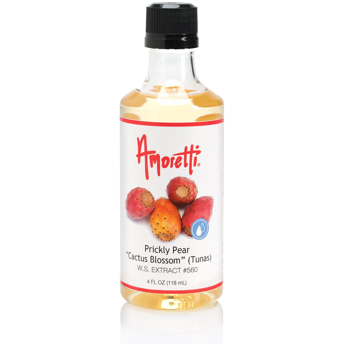 Amoretti Prickly Pear Cactus Blossom Extract W.S.