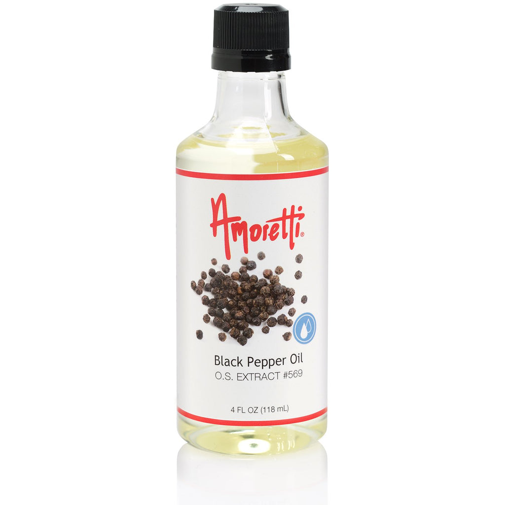 Amoretti Black Pepper Oil Extract O.S.