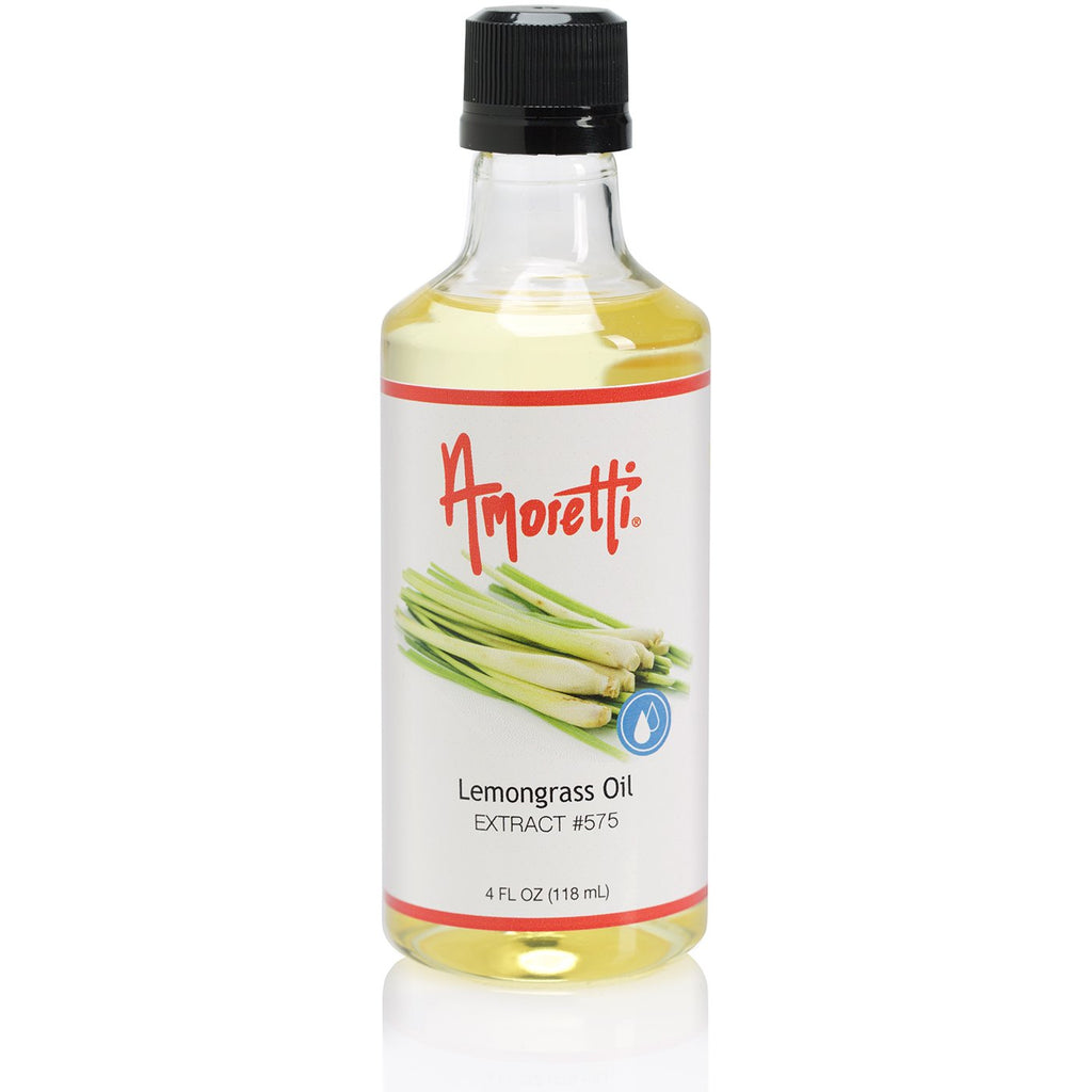 Amoretti Lemongrass Oil Extract O.S.