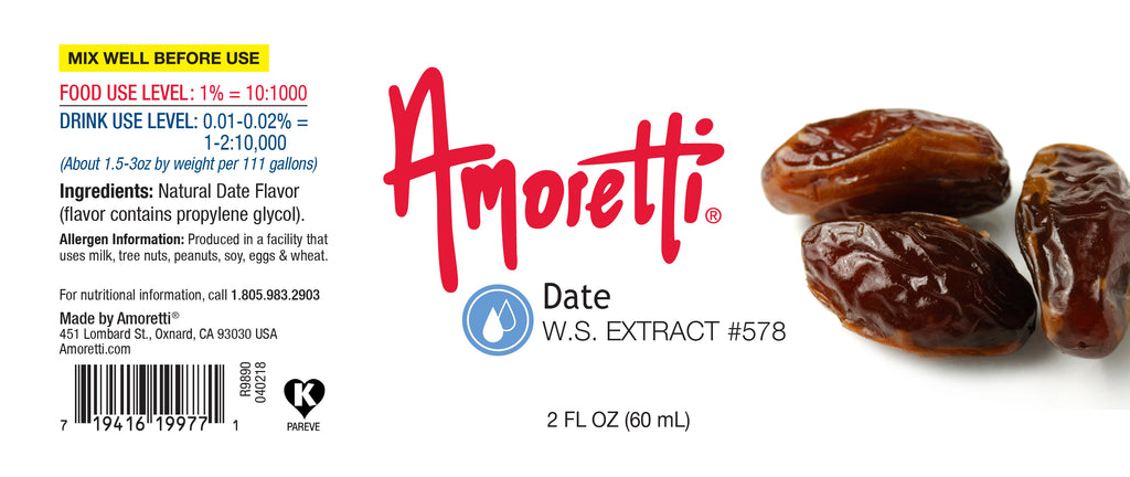 Date Extract Water Soluble