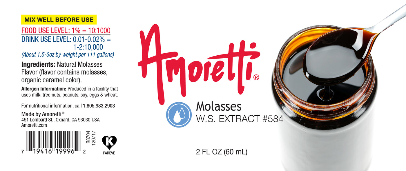 Molasses Extract Water Soluble