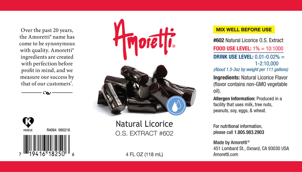 Natural Licorice Extract Oil Soluble