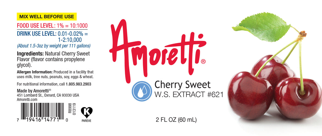 Cherry Extract Sweet Water Soluble