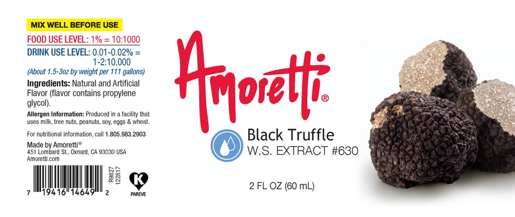 Black Truffle Extract Water Soluble