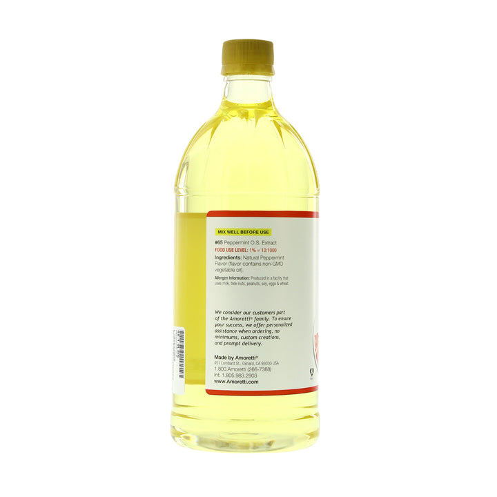 Peppermint Extract Oil Soluble