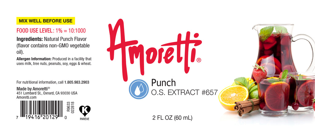 Punch Extract Oil Soluble
