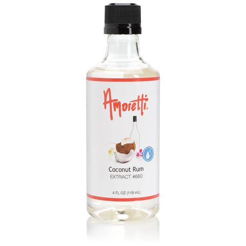 Amoretti Coconut Rum Extract W.S.