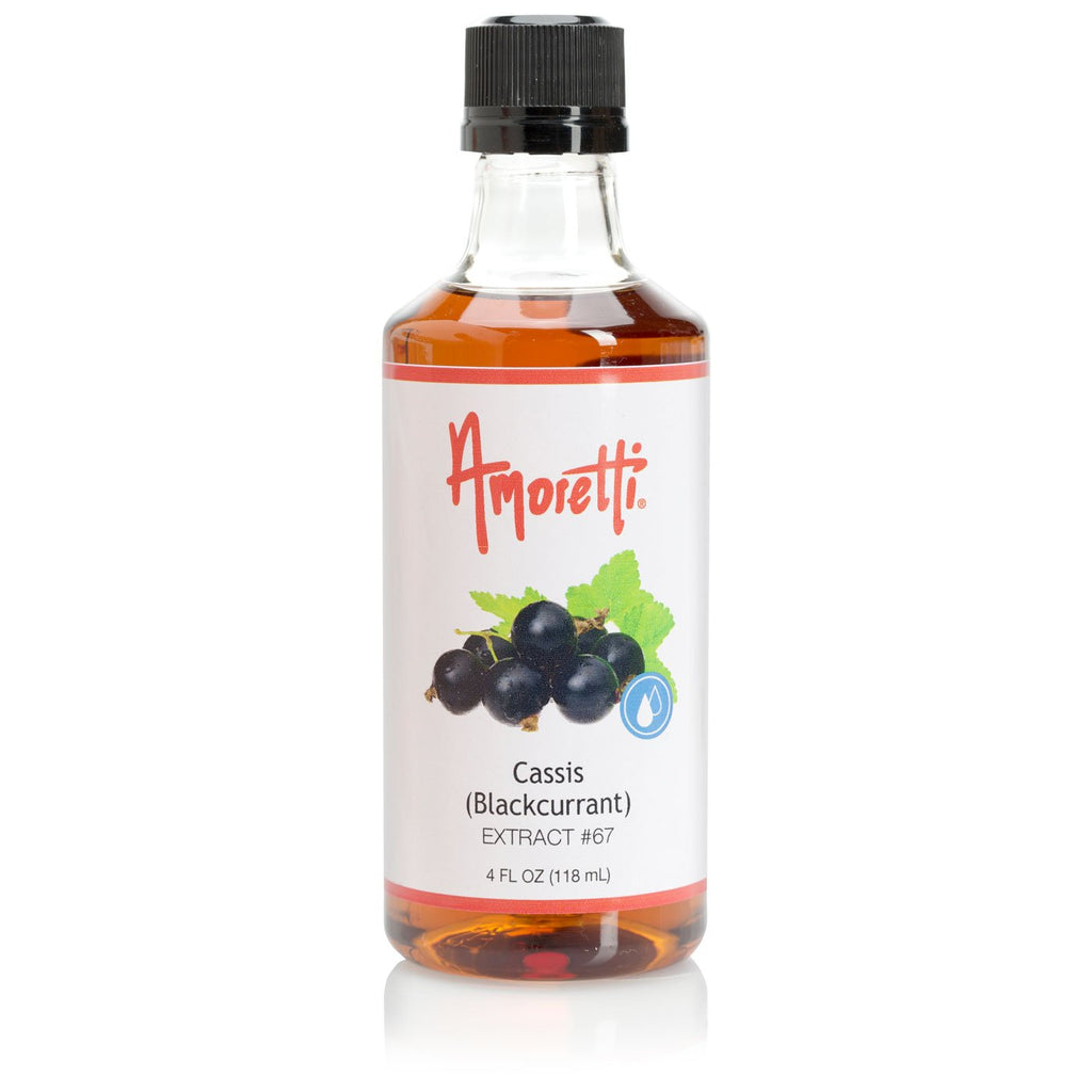 Amoretti Cassis Black Currant Extract W.S.