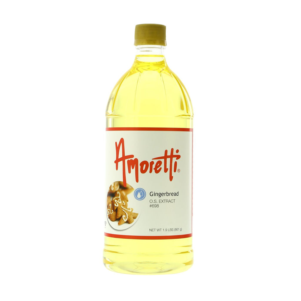 Amoretti Gingerbread Extract O.S.