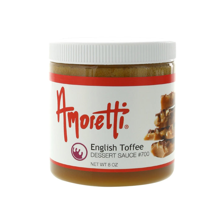English Toffee Dessert Sauce