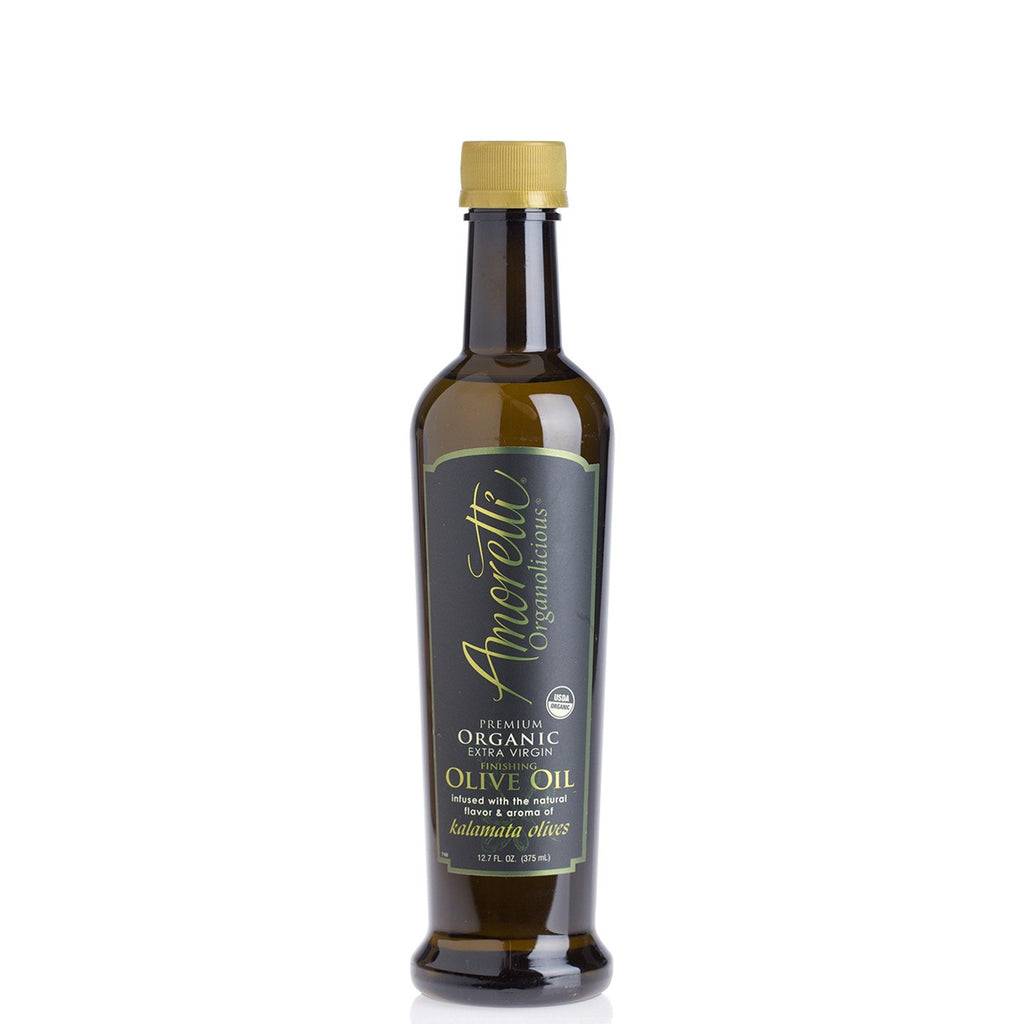 Organic Extra Virgin Finishing Olive Oil