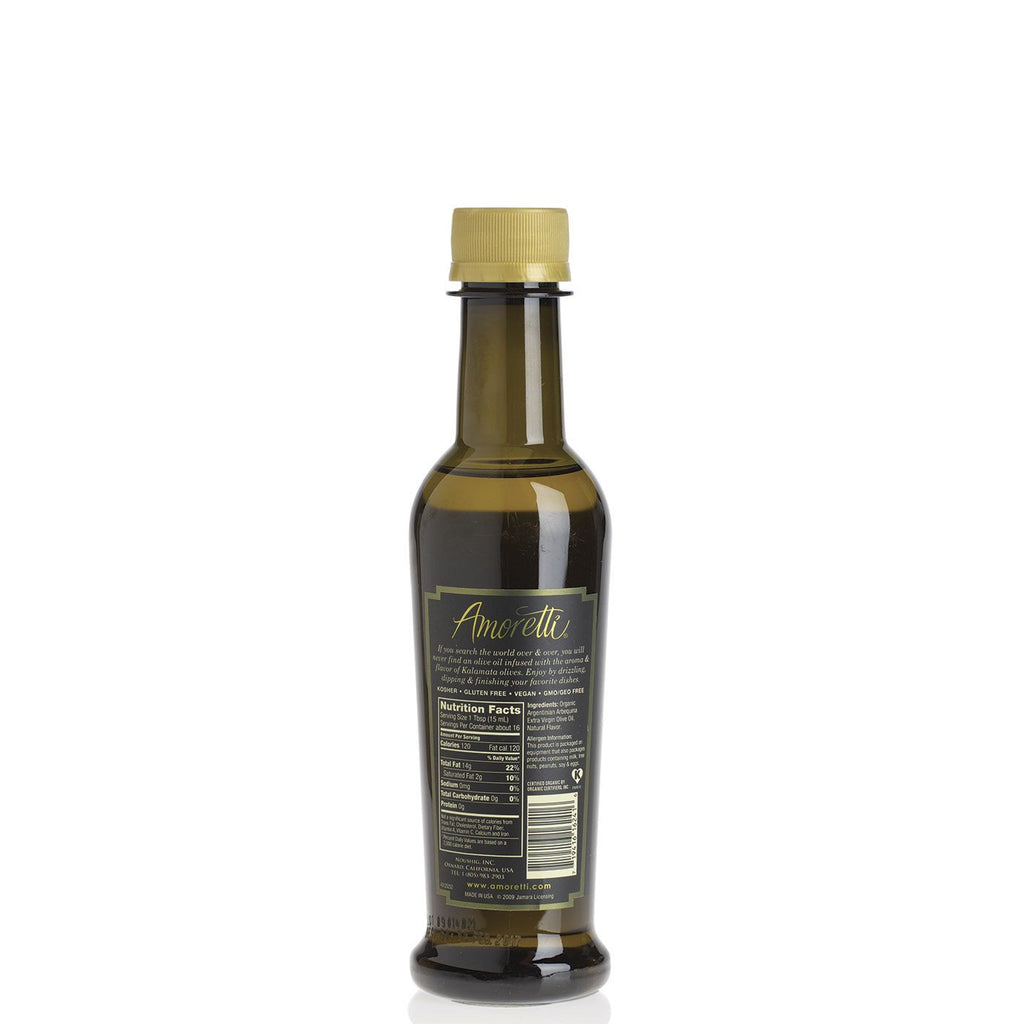 Amoretti Premium Organic Extra Virgin Finishing Olive Oil