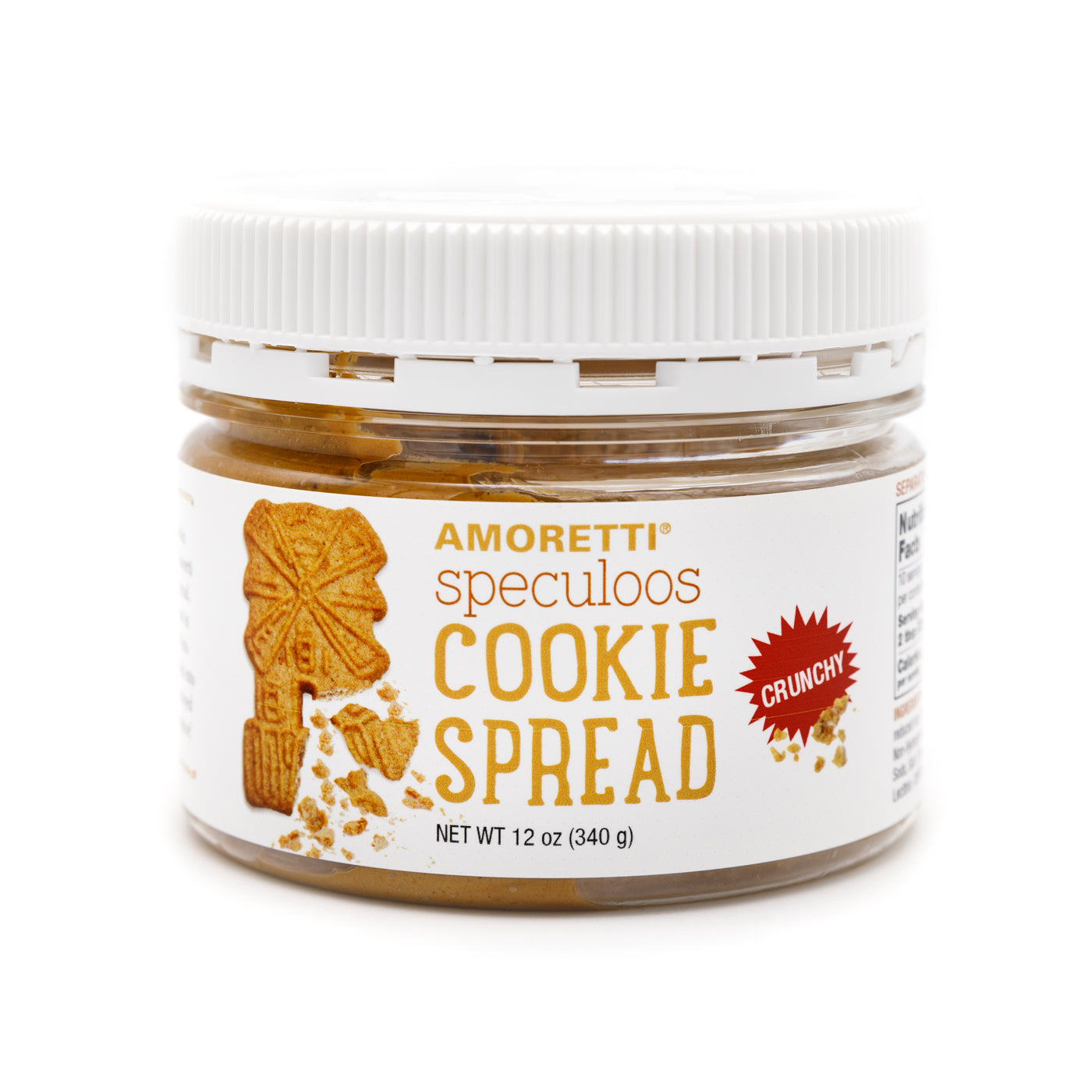 Speculoos Crunchy Cookie Spread