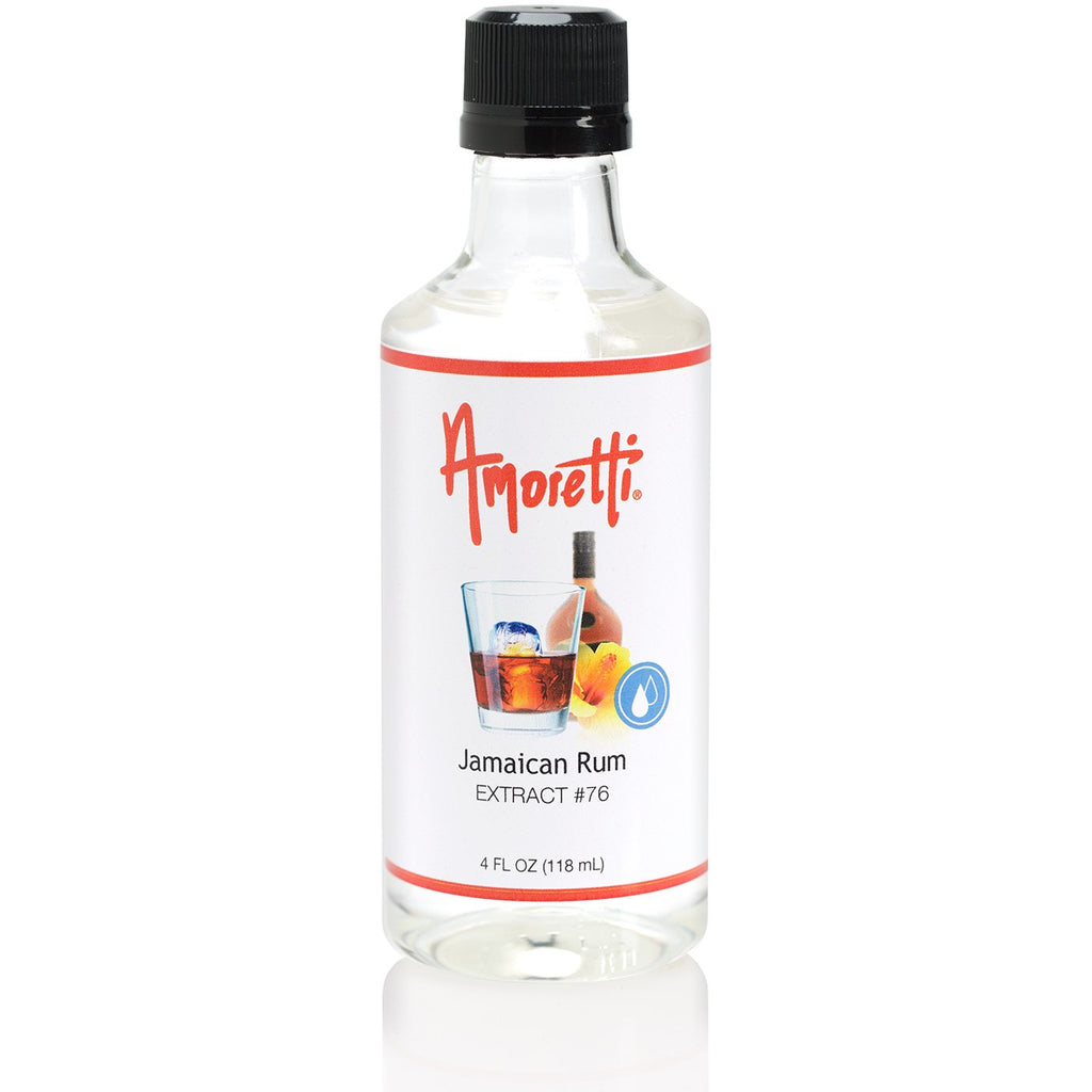 Amoretti Jamaican Rum Extract W.S.