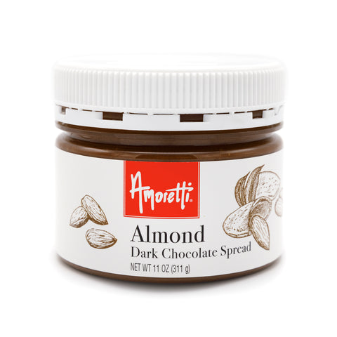 Almond Dark Chocolate Spread