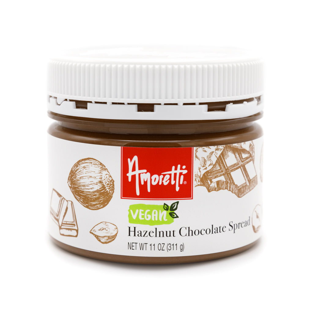 Vegan Hazelnut Chocolate Spread