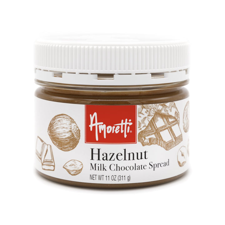Hazelnut Milk Chocolate Spread