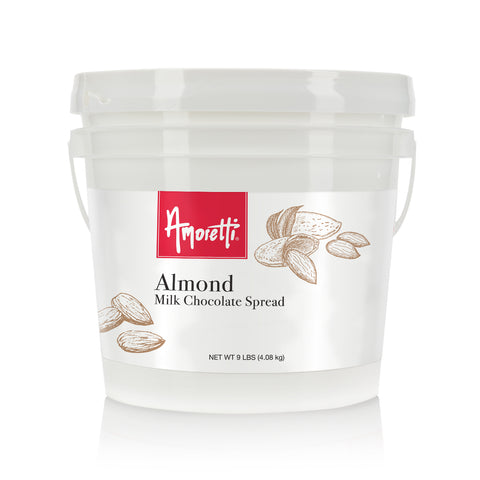 Almond Milk Chocolate Spread