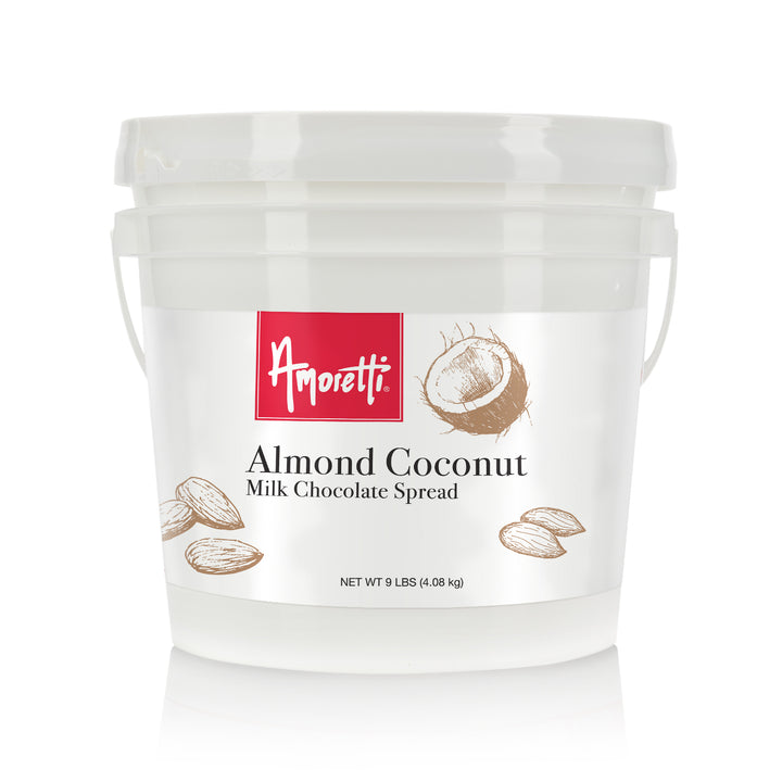 Almond Coconut Milk Chocolate Spread