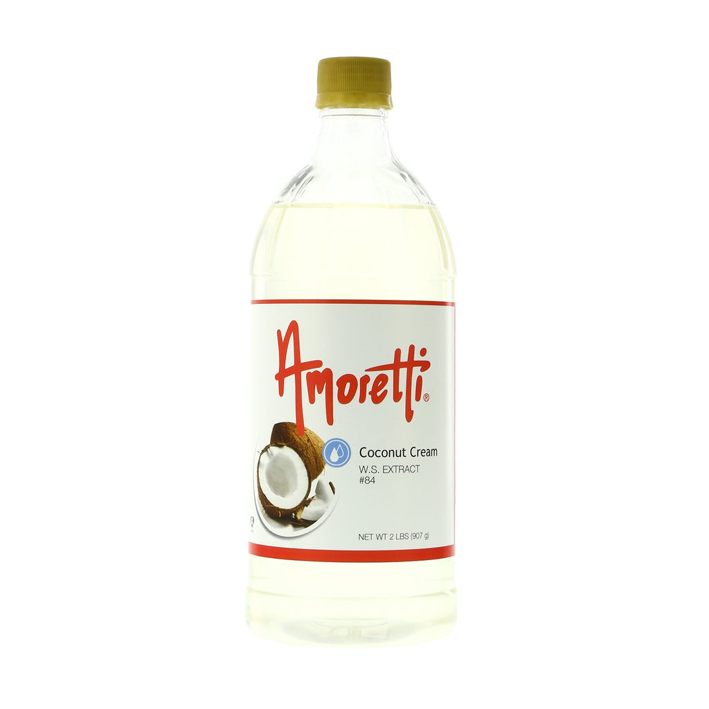 Amoretti Coconut Cream Extract W.S.