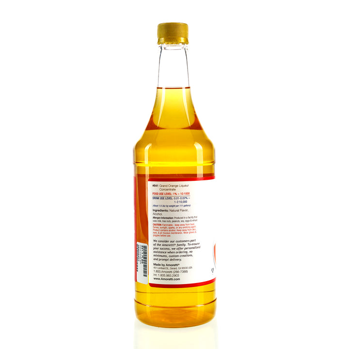 Grand Orange Liqueur Concentrate