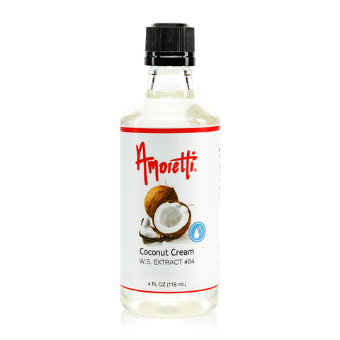 Coconut Cream Extract Water Soluble