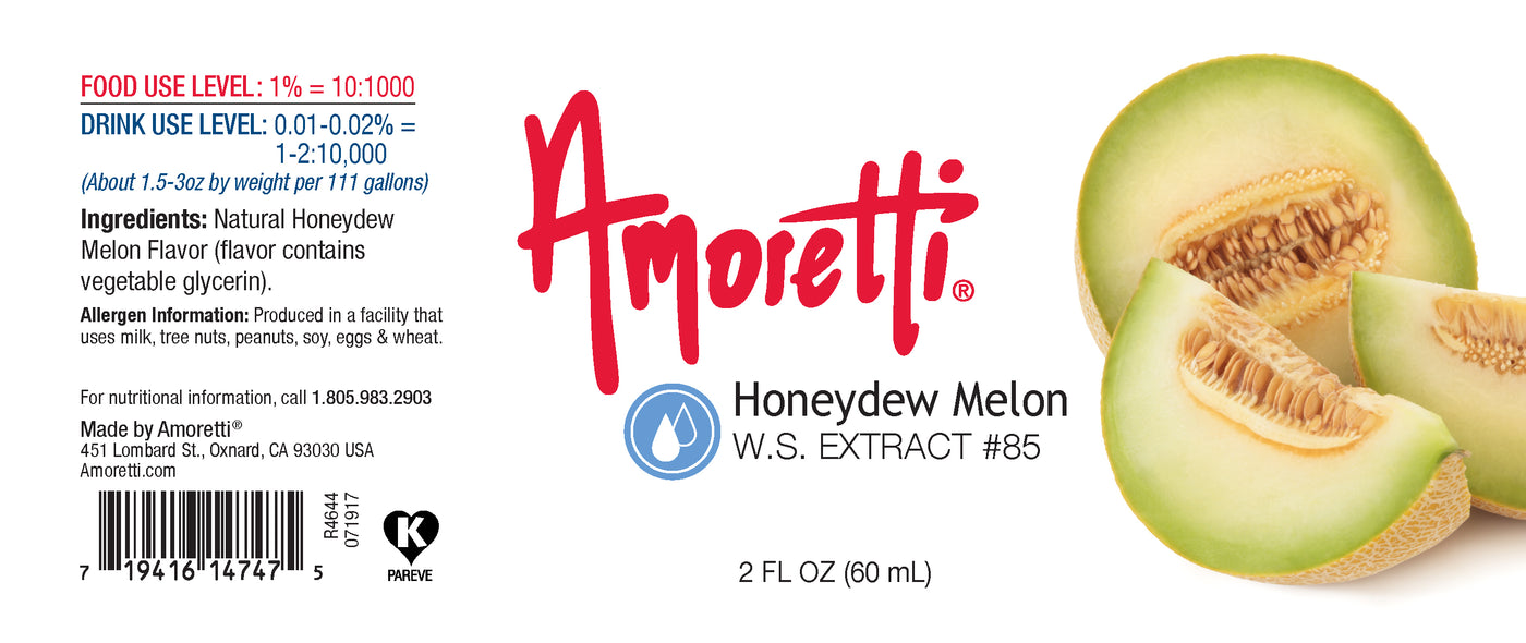 Honeydew Melon Extract Water Soluble