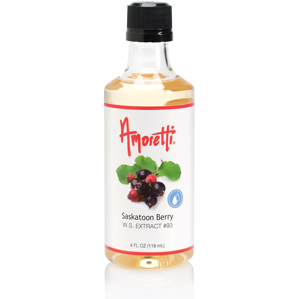 Amoretti Natural Saskatoon Berry Extract W.S.