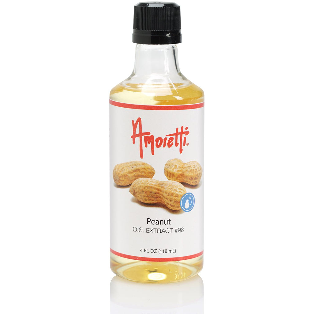 Amoretti Natural Peanut Extract O.S.