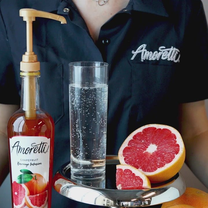 Grapefruit sparkling water recipe