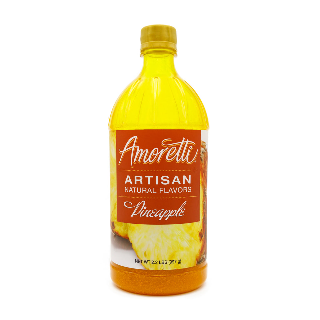 Natural Pineapple Artisan Flavor
