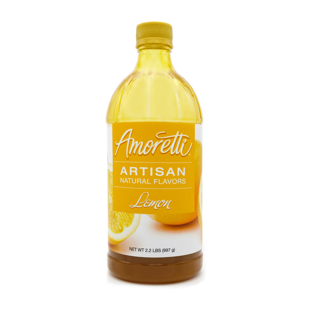 Natural Lemon Artisan Flavor