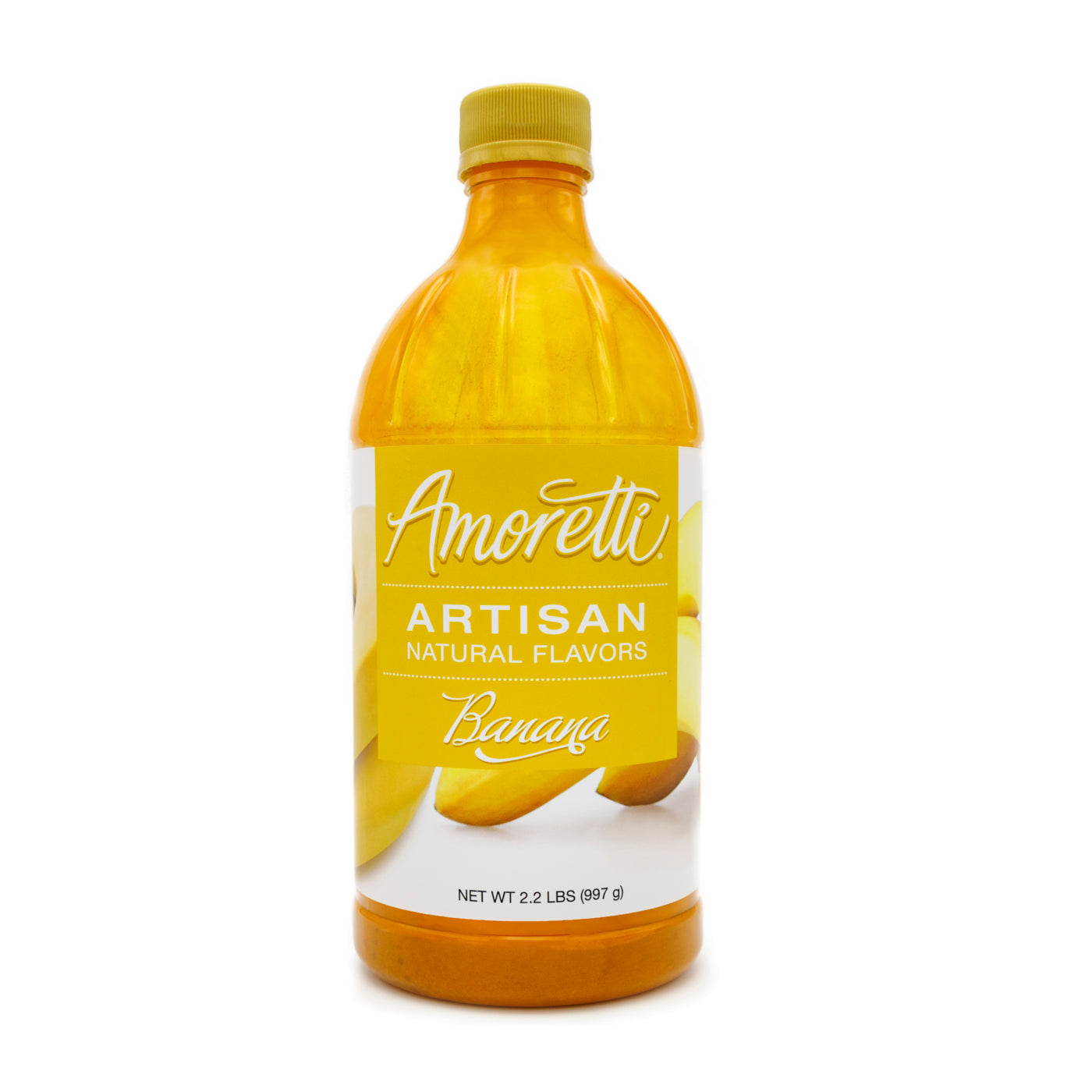 Amoretti's Natural Banana Artisan is the easiest way for adding the flavor and aroma of fresh, ripe bananas into your recipes.