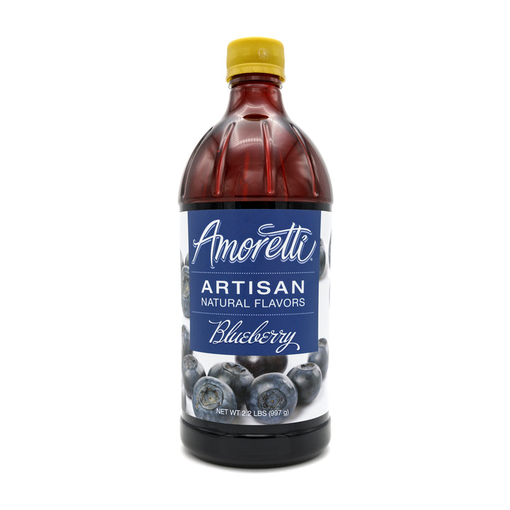 Natural Blueberry Artisan Flavor