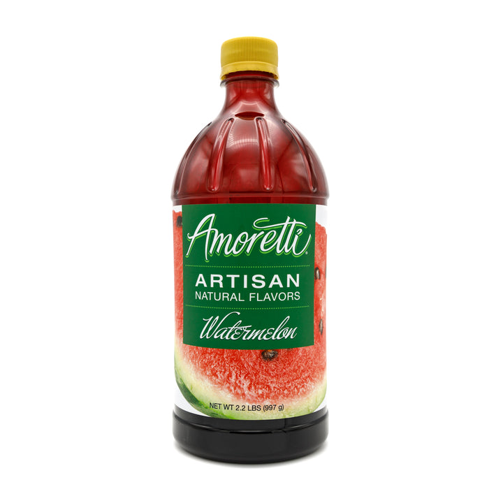 Natural Watermelon Artisan Flavor