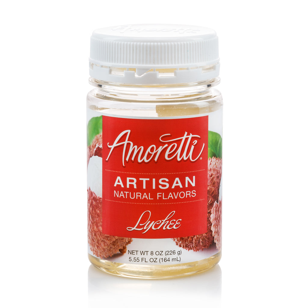 Natural Lychee Artisan Flavor